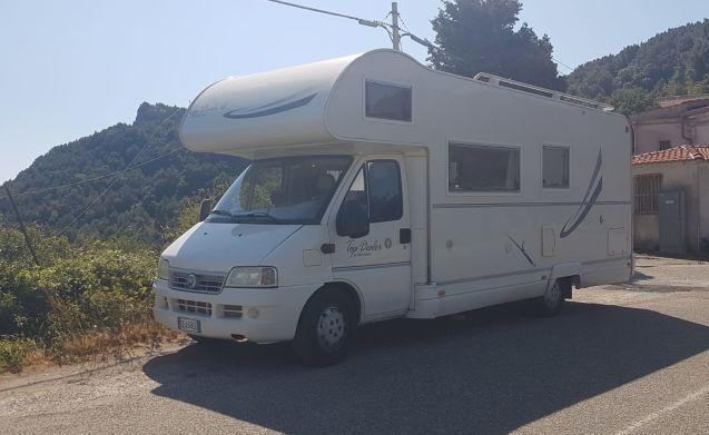 camper Sicilië