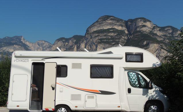 voyager – Verzorgde en nettte camper citroen voyager  tot 6 pers + 1 kind