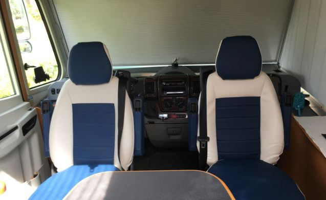 Campert – C driving license Frankia Holidayclass