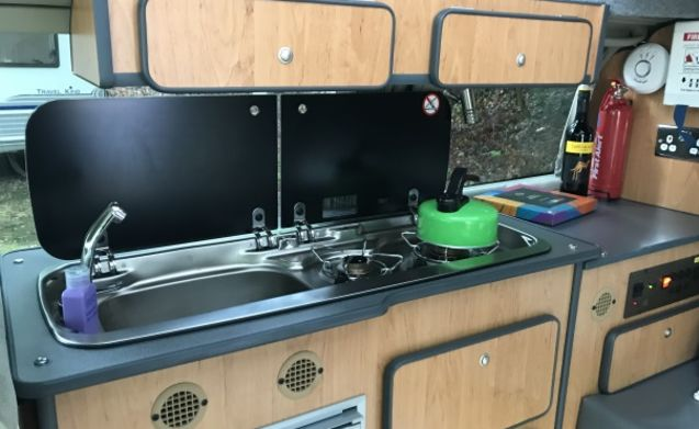 TJ – TJ the campervan