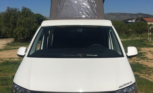 Volkswagen T6 pop up roof – Volkswagen T6 lifting roof