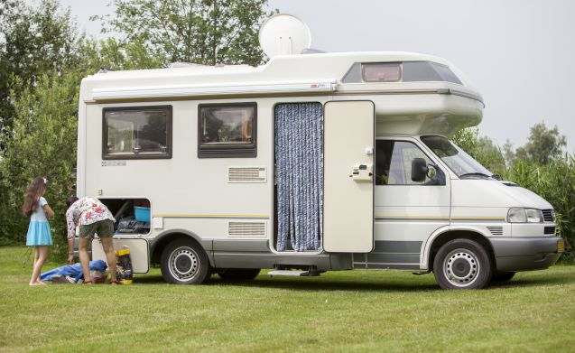 "Volkswagen T4 Colorado camper ""VERY UNIQUE"""