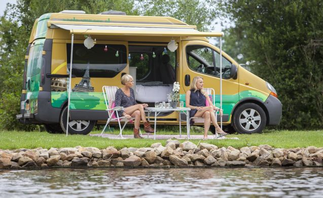 Type 5 – Compact All seasons camper