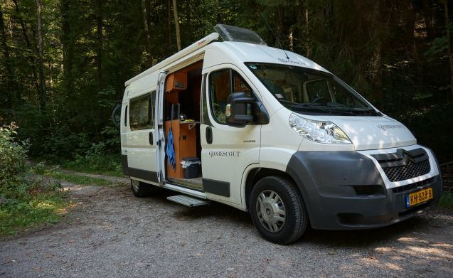 Citroën jumper globescout – Fully equipped bus camper