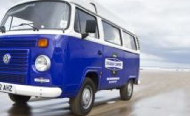 Van'inho – VW T2 – Sleeps 4 – Travels 4 (Dublin)