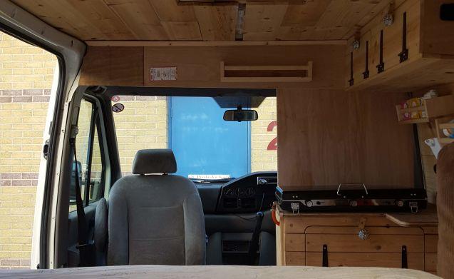 Marshmallow  – Maak een roadtrip in Schotland in een campervan