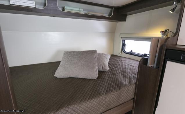 Ideal family motorhome Zefiro 675 1-6 berth (Edinburgh)