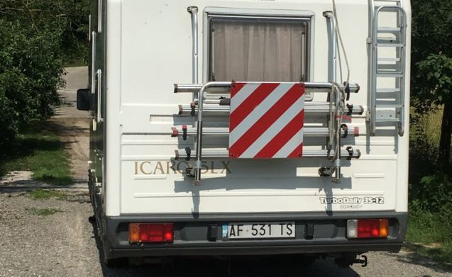 FAUSTO – A COMFORTABLE AND SECURE ICARO 5LX JOURNEY