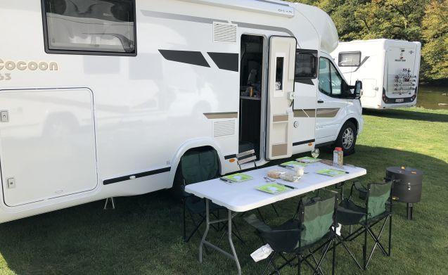 enjoy life camper – Benimar cocoon 463