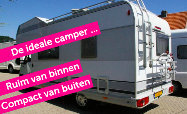 A reliable and cozy 4-5-6 person camper for the best holiday