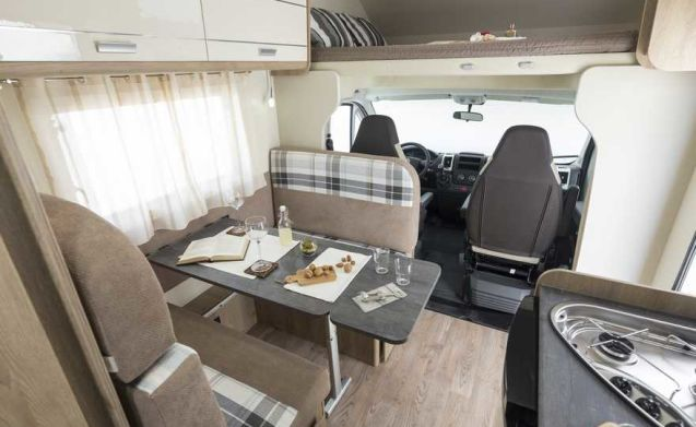 PLA Cruiser H430, DE familie camper, ZONDER km beperking vanaf 3 weken!