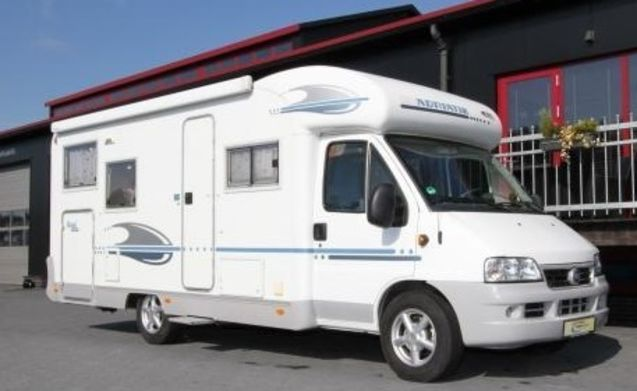 Adriatik – Spacious, comfortable 3 person camper with automatic transmission!