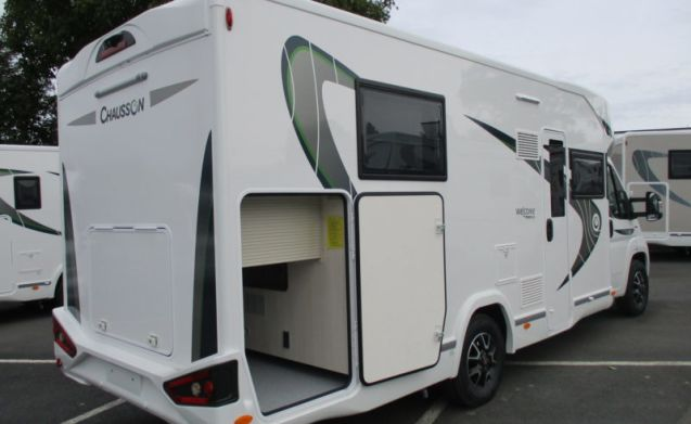 New Mobilhome for rent