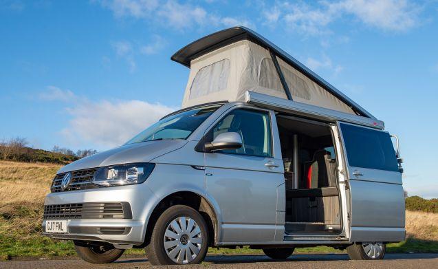 Exceptional VW T6 Campervan in Scotland