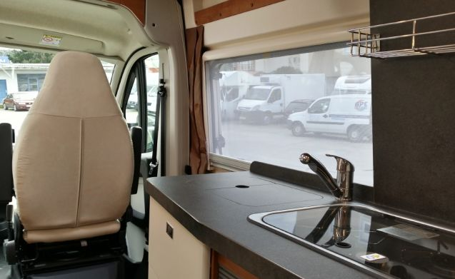 High Level Campervan