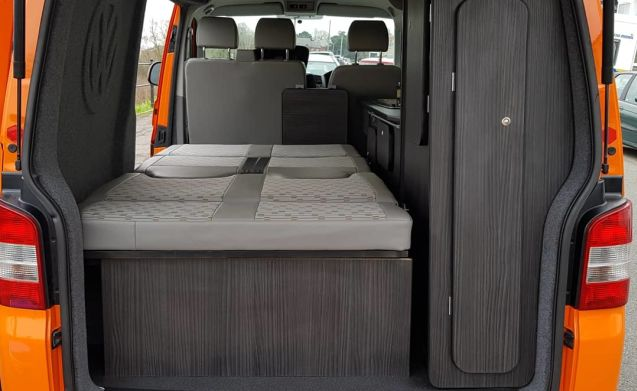 Valley campers VW T5