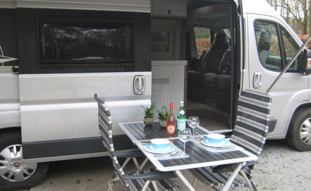 Westfalia Columbus 600