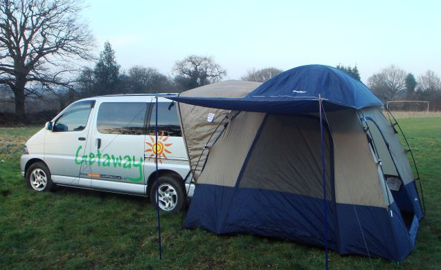 Regius  – Campervan - 2 Berth UK Use