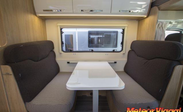 Attic 6 Beds Roller-Team Kronos 295 Garage