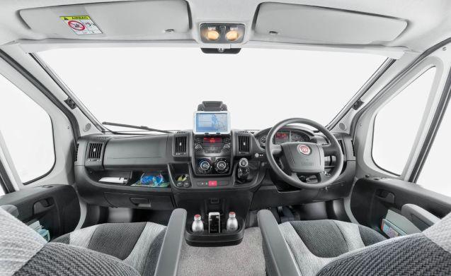 Swift Escape 695, Luxury Motorhome