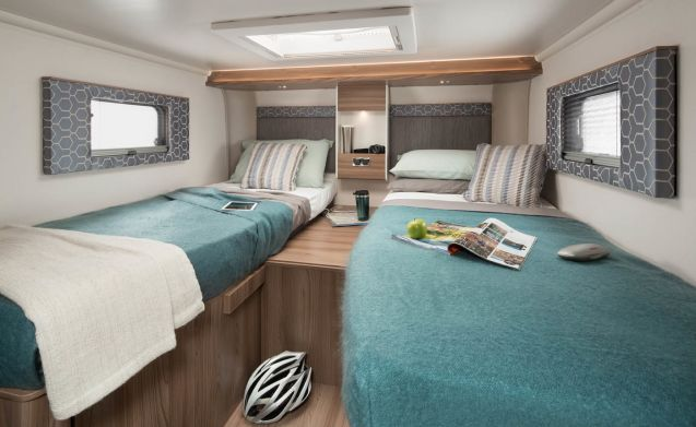 Swift Escape 684, Luxury Motorhome