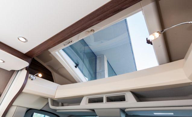Benimar Cocoon 463 - new model 2019 - Automatic
