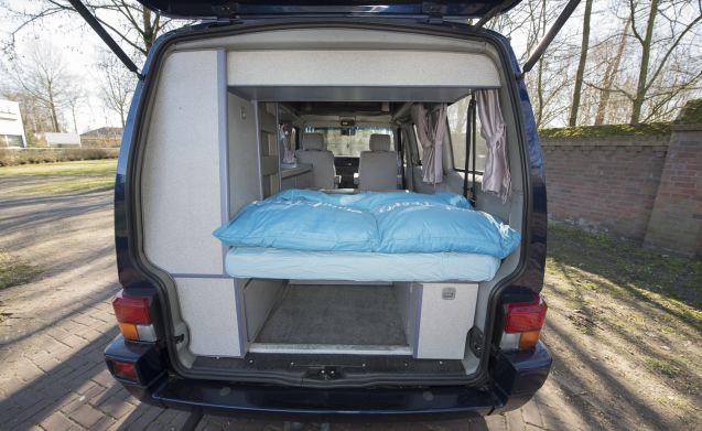 Sea   - Gezellige en robuuste VW T4 California met slaapdak