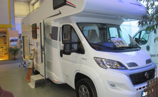 Mobilhome voor ganse familie – Beautiful mobilhome for the whole family