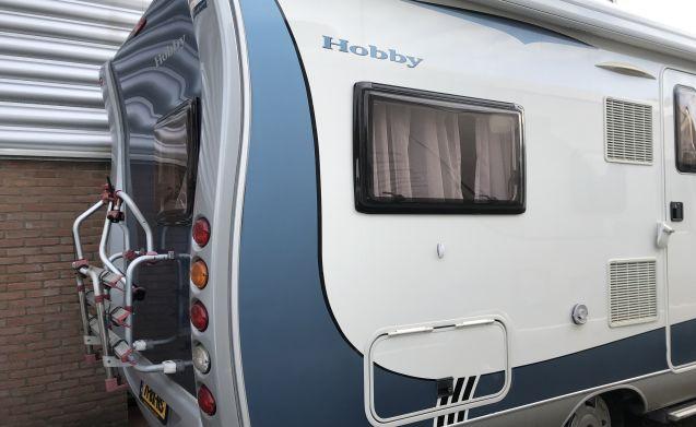 Reuze Camper Hobby – Reuze Hobby camper compleet en betaalbaar