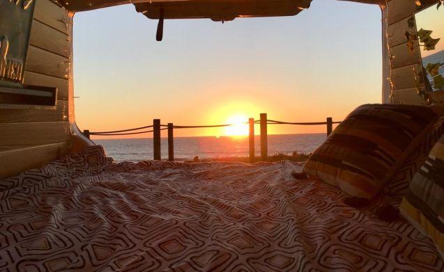 Sunshine – Sonnenschein-Campervan