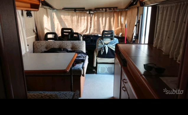 Motorhome rental, weekends and long periods ...