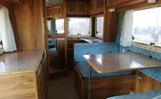 Paolo Crescente – Compacte, comfortabele, kleine camper