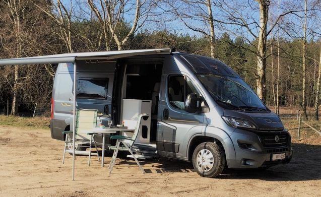 Nieuwe Compacte VAN Benimar Benivan 116 130pk 2019
