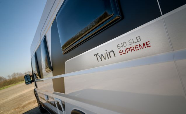 ADRIA Twin 640SLB Supreme NEW!