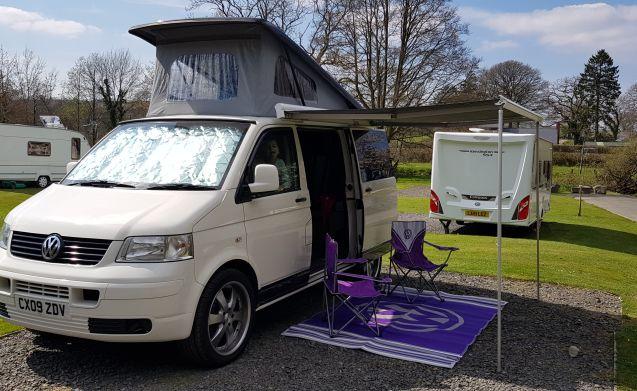 Vinny – Volkswagen T5 Camper