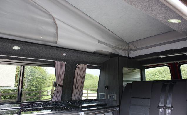 Prachtige VW T6 Camper Van