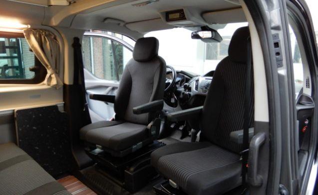 Ford Transit Nugget – Westfalia Nugget Custum