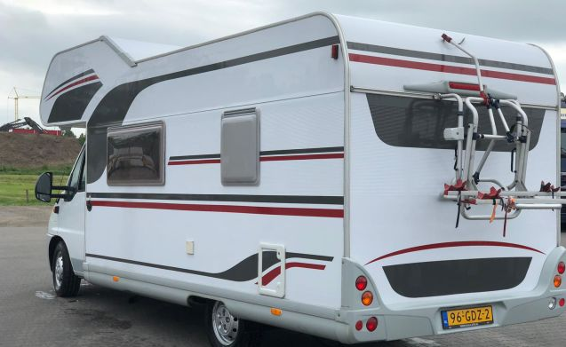 Fine family camper (also for the little ones)
