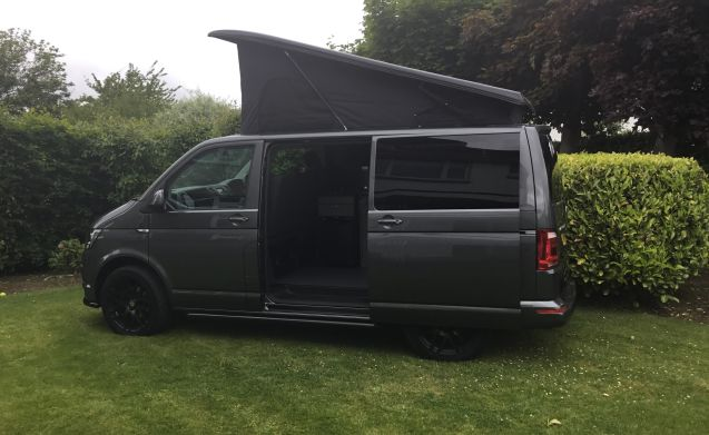 Hamish – Stunning VW T6 Campervan Edinburgh