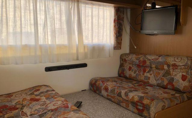 Evolutiotp  – Camper Rimor 6 seats in Trapani
