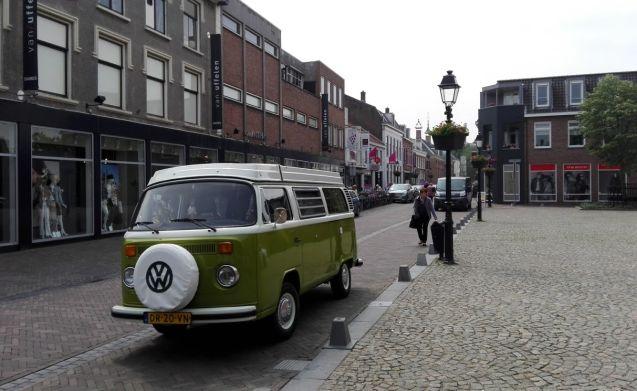 Volkswagen T2 – Scover