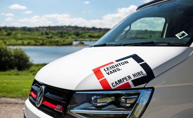 VW TRANSPORTER CAMPER VERMIETUNG, HOCHWERTIGER SPORT VAN
