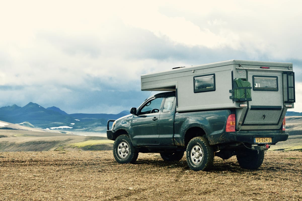 High Luxe Toyota Hilux 4x4 Camper From 95 P D Goboony