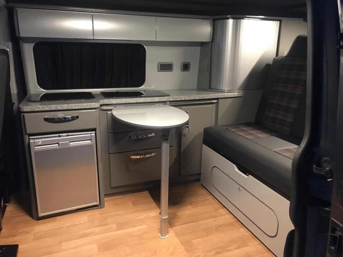 VW T6 Camper conversion with awning from £106.00 p.d ...