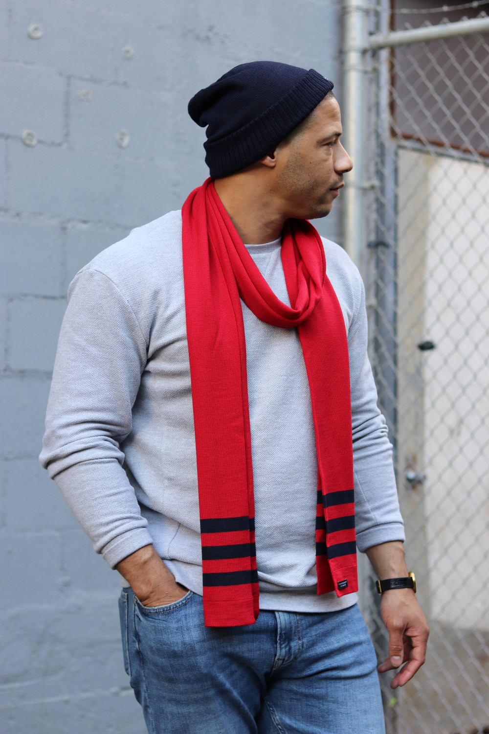 Beanies & Scarves Lookbook