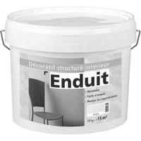 Enduits mortiers