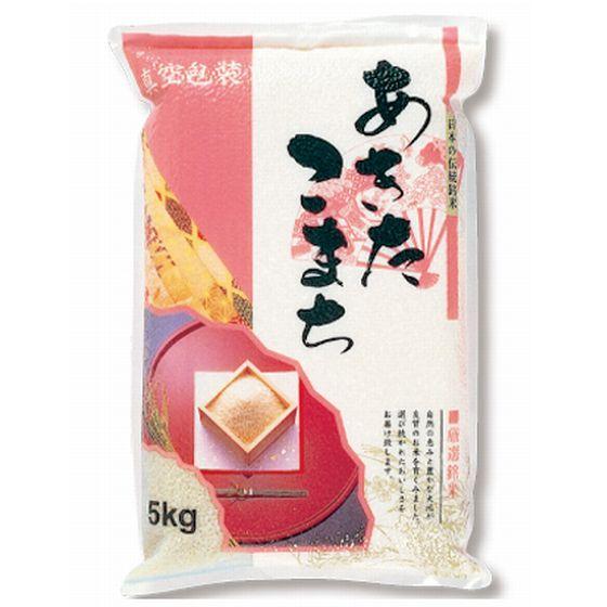 秋田あきたこまち(玄米) 5Kg