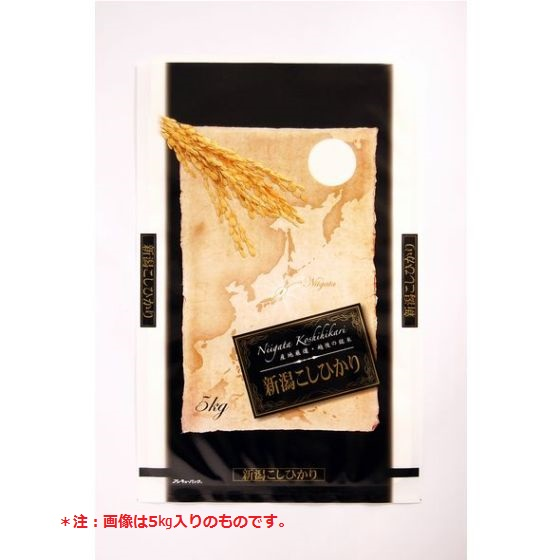 新潟コシヒカリ(無洗米) 2Kg