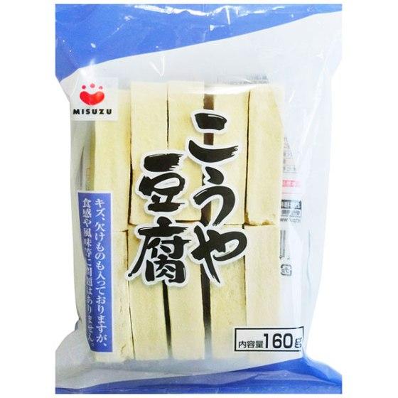 こうや豆腐 160g