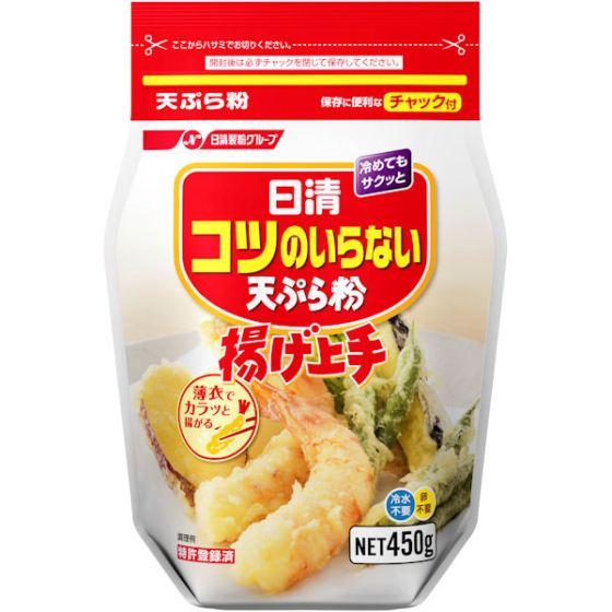 日清 コツのいらない天ぷら粉 450g